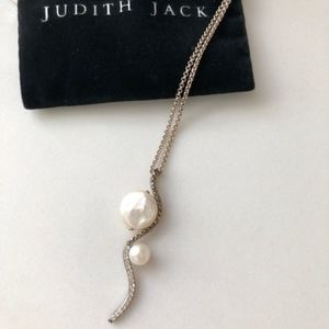 Judith Jack Necklace
